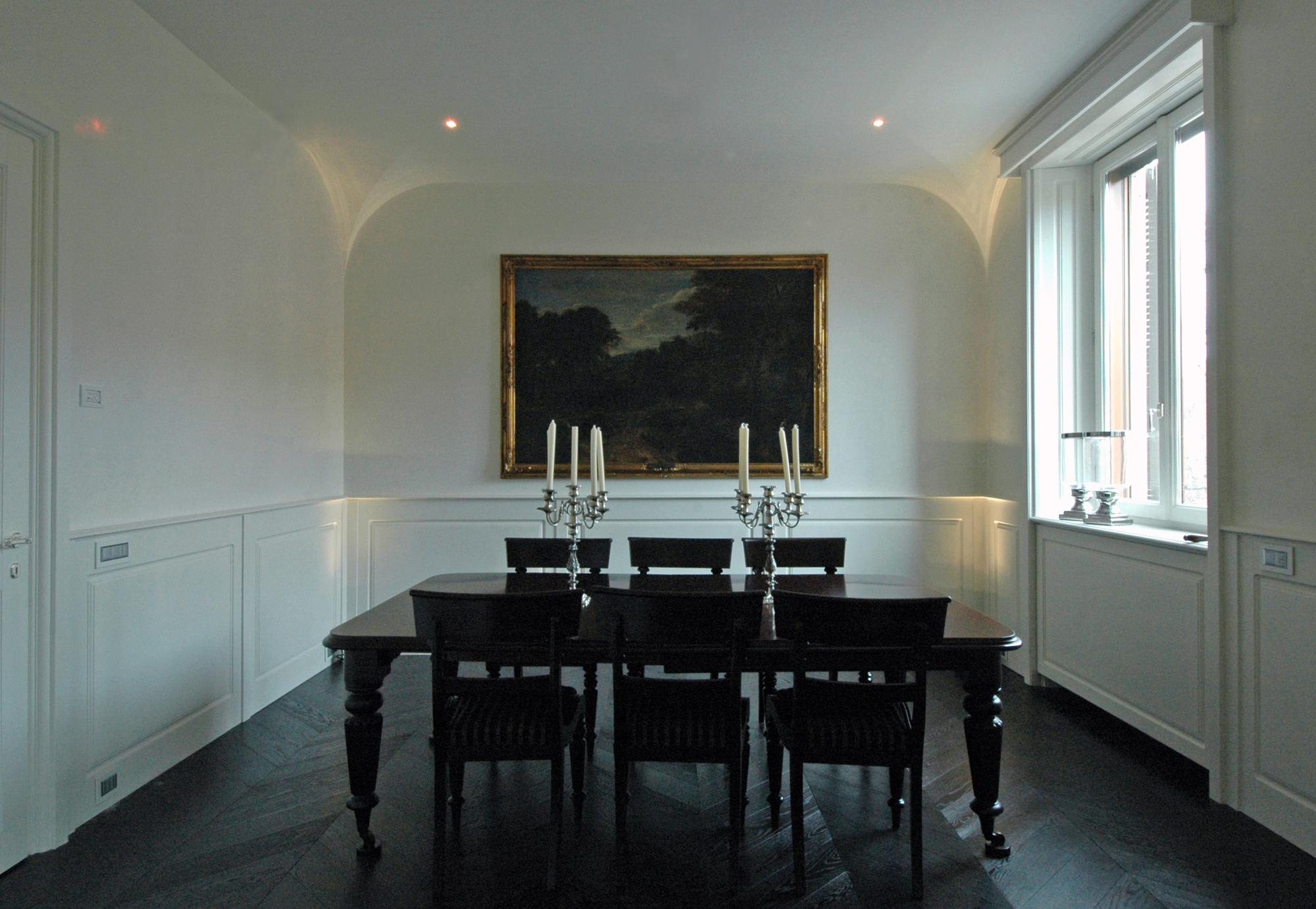 Appartamento milano bbarch for Castagna arredamenti